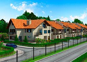 Система охраны коттеджных поселков