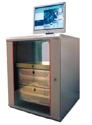 оптоволоконная вибрационная система охраны периметра СВМ-1